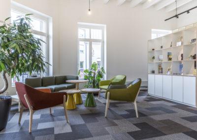 Office Coffee Area